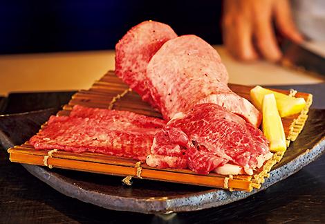 「幻のタン3種盛り」は肉好きならマスト!最強の焼師 × 極上肉のタッグに勝るものなし
