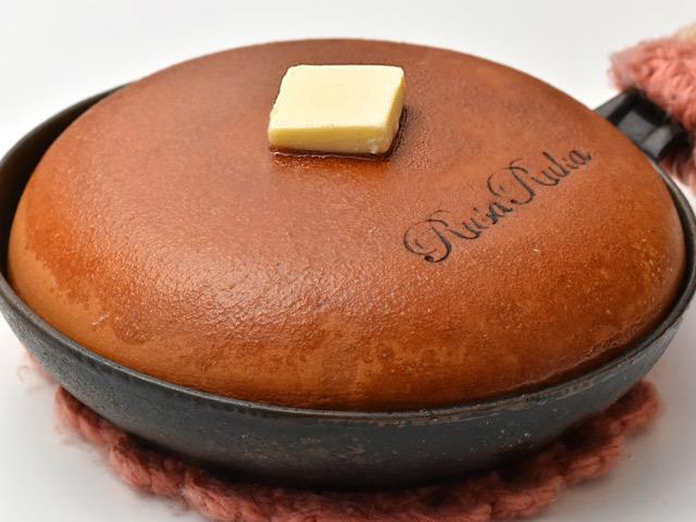 名作絵本『ぐりとぐら』にそっくり!憧れのパンケーキが食べ