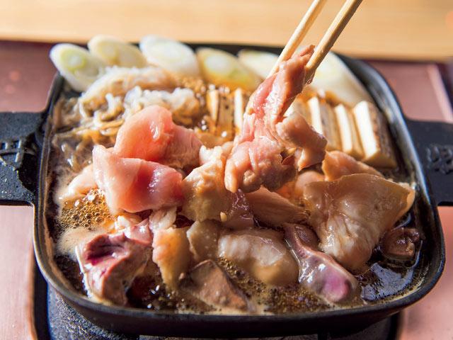 """鍋を食うなら断然""""肉鍋""""!この肉..."""