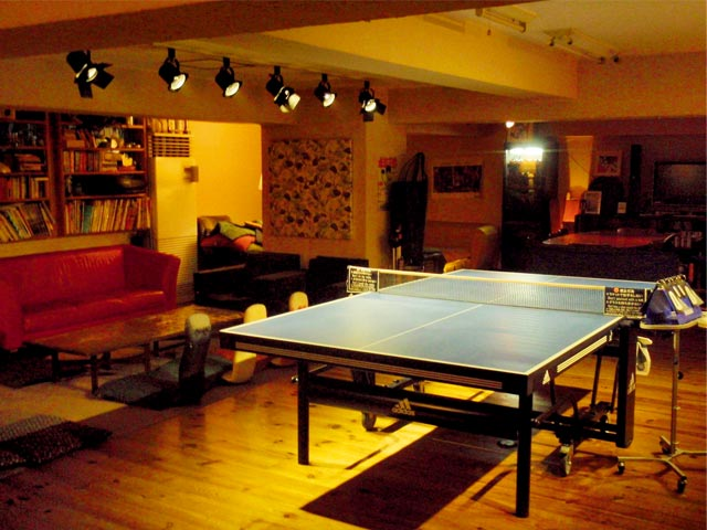 「卓球バー」の画像検索結果