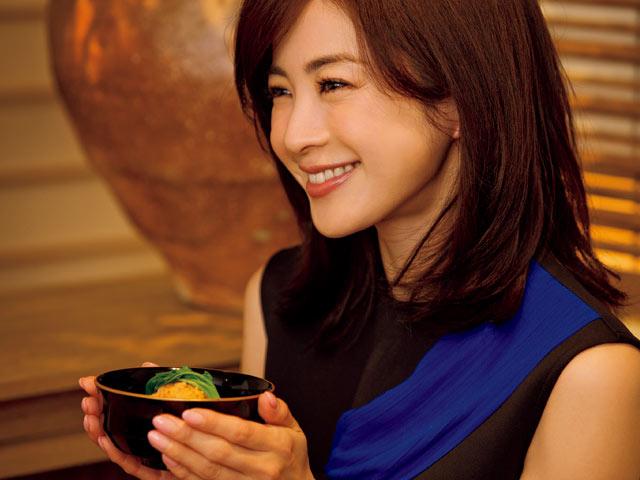 高垣麗子の笑顔画像
