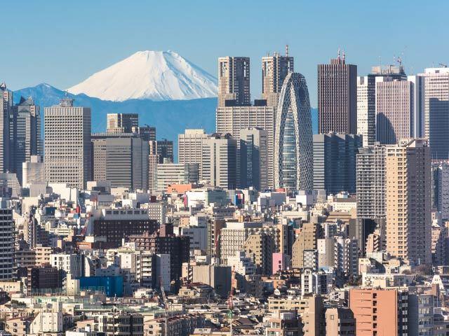 東京の「都会」と「郊外」の境目...