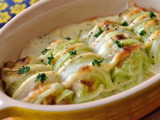 レシピ メイン 白菜